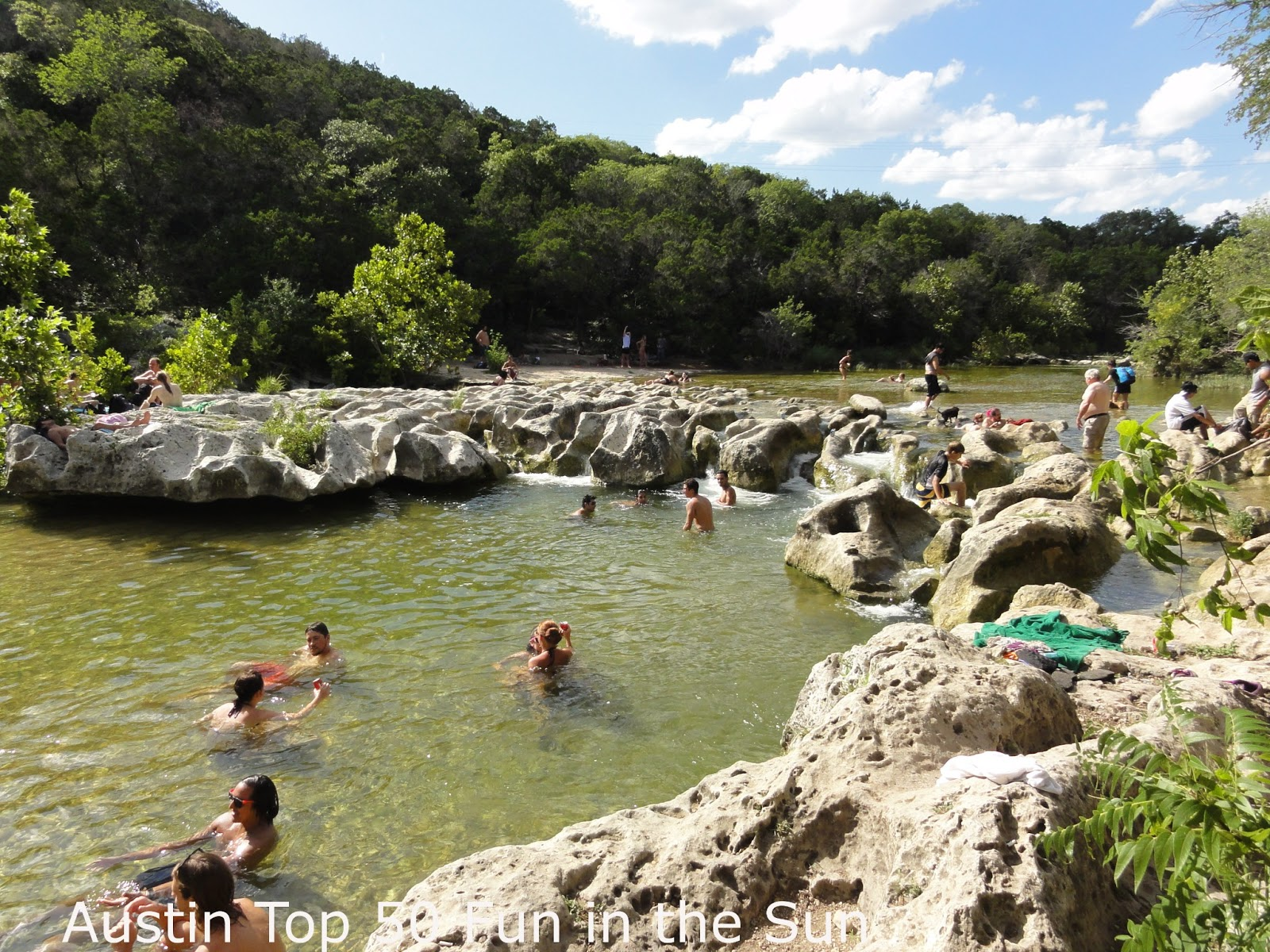 Austin top 50 fun in the sun 50 things to do in austin for Things to do near austin texas