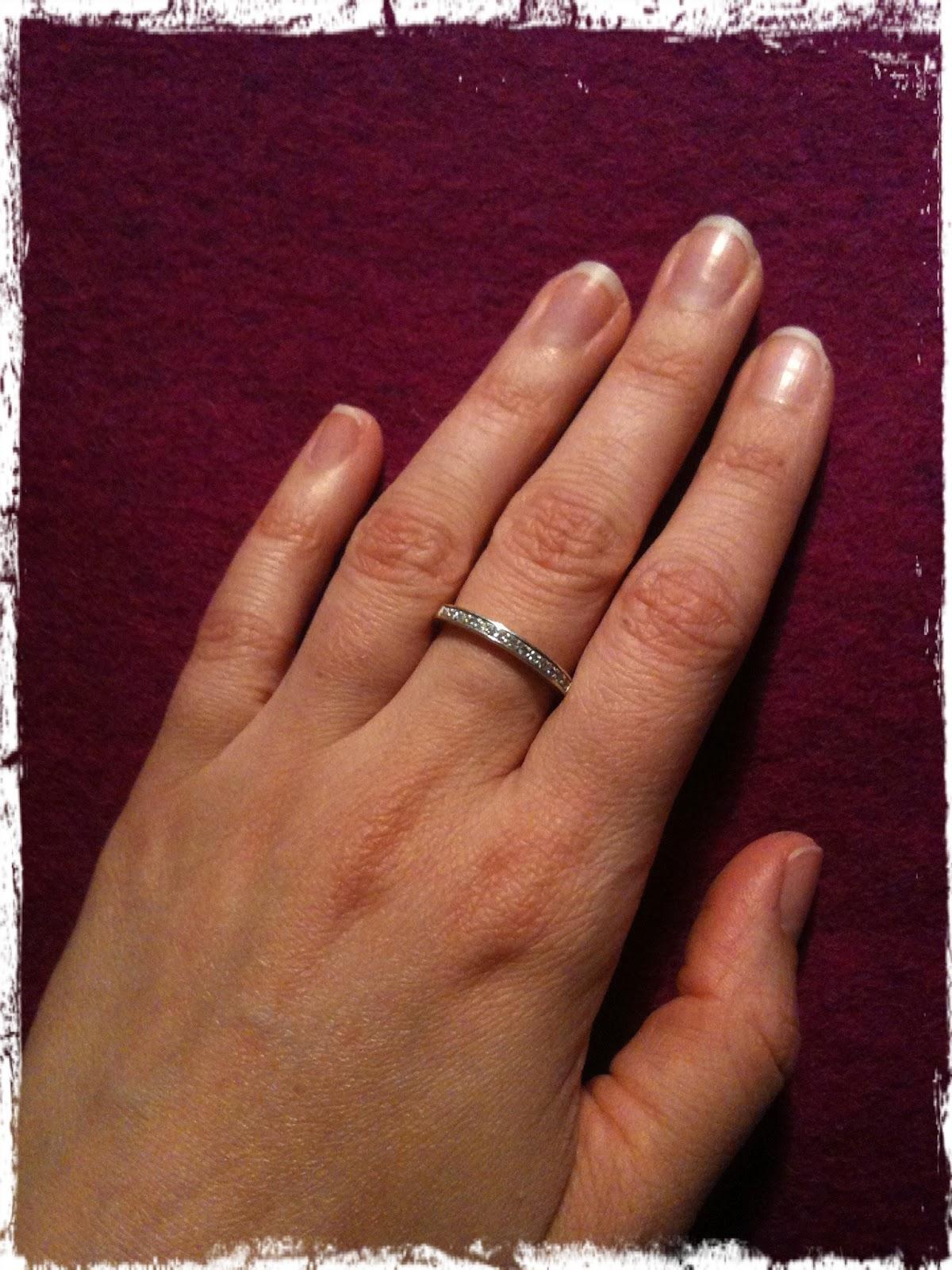 Ring tragen mittelfinger