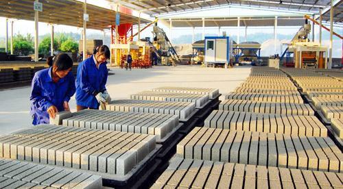 Những vấn đề trong sản xuất vật liệu xây dựng