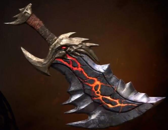 God Of War 3 Blades Of Exile Memórias de Krato...