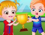 Hazel Bebek Spor Yap Yeni
