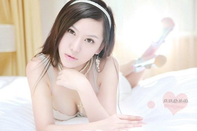 một em china xinh và sexy