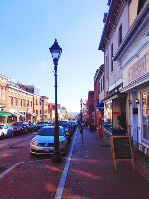 annapolis, streetfront