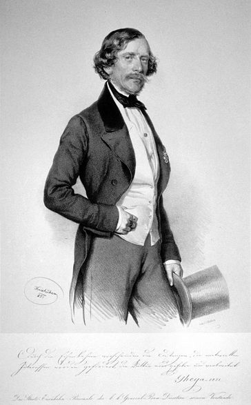 Carl Ritter von Ghega