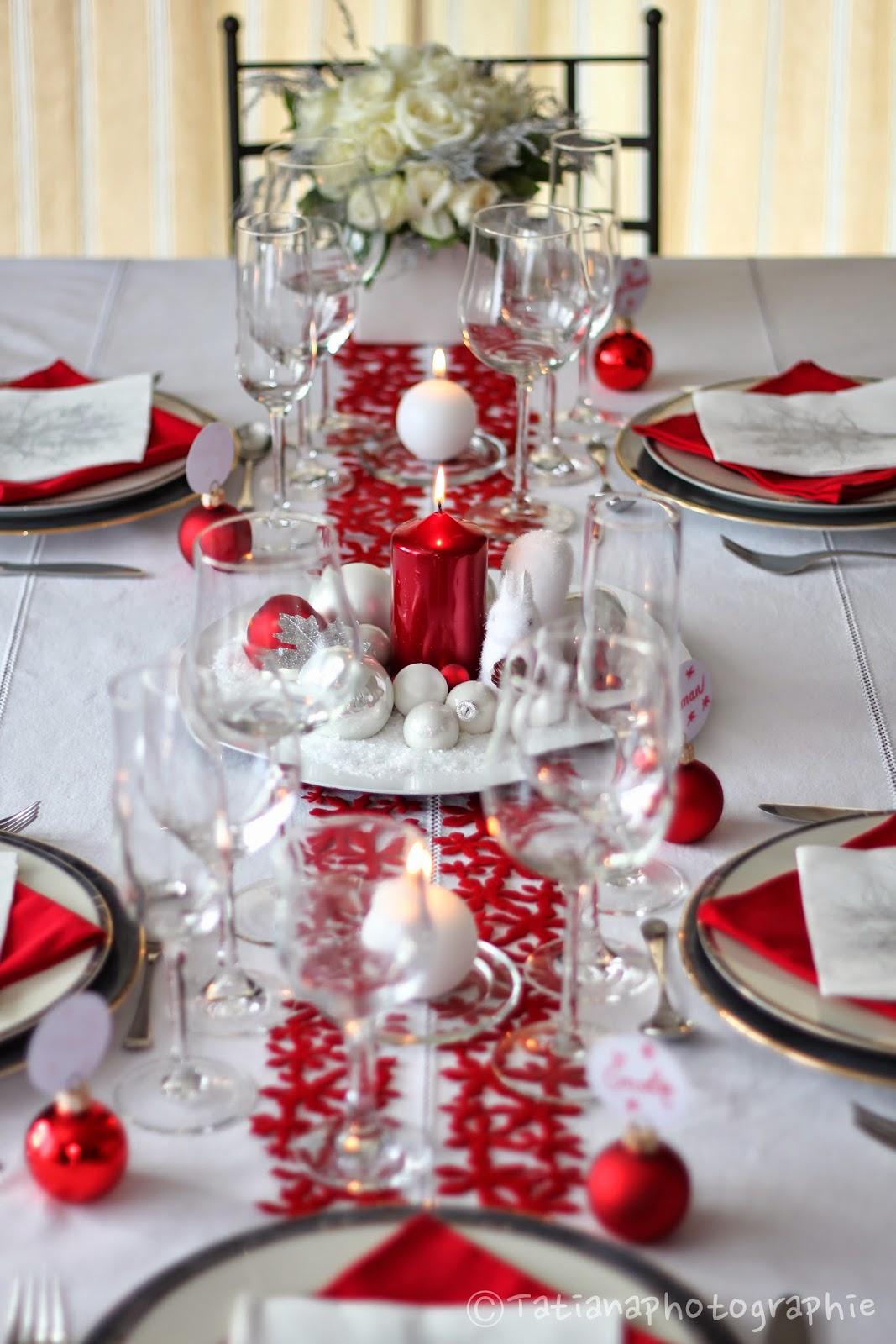 #B51626 MES P'TITS BONHEURS : NOËL EN ÉTÉ 6155 decoration de table de noel 2014 1067x1600 px @ aertt.com