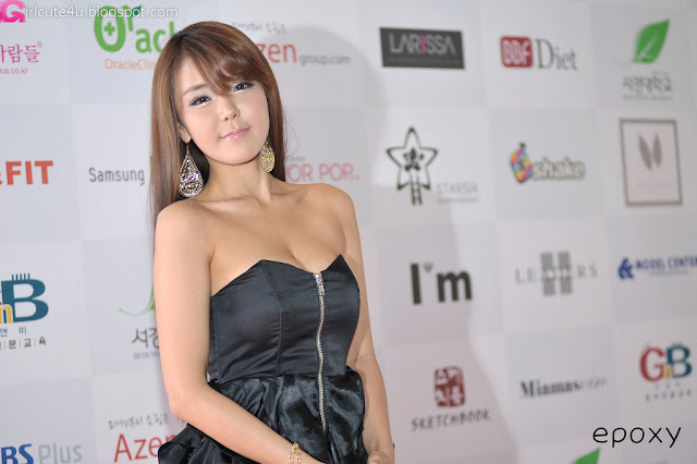 1 Hwang Ri Ah - Asia Model Festival Awards-very cute asian girl-girlcute4u.blogspot.com