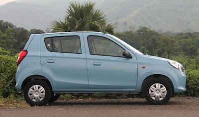 New Suzuki Maruti Alto 2013