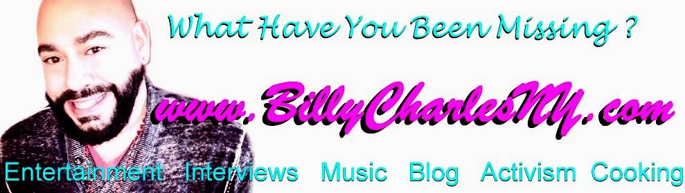 Billy Charles NY The Way I See It Xx