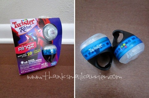 Twister Rave Ringz review