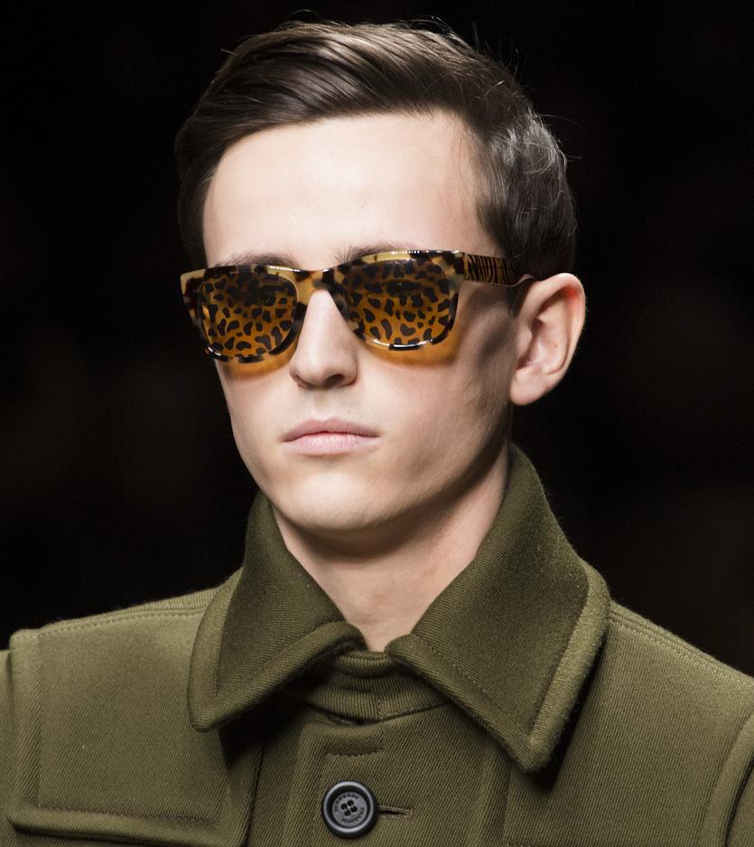 burberry mens sunglasses dpd5  Burberry Prorsum Sunglasses Fall 2013 Menswear