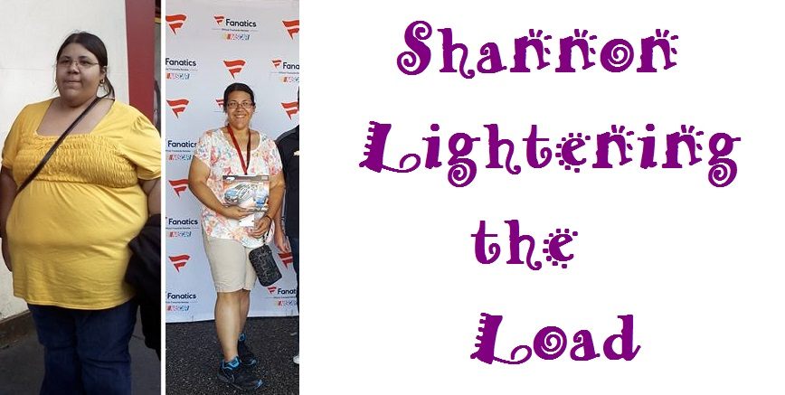 Shannon's Lightening the Load