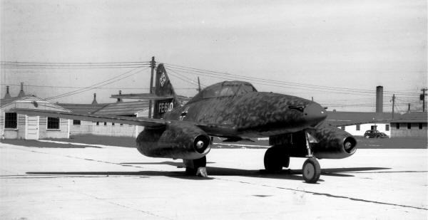 messerschmitt me 110 restoration
