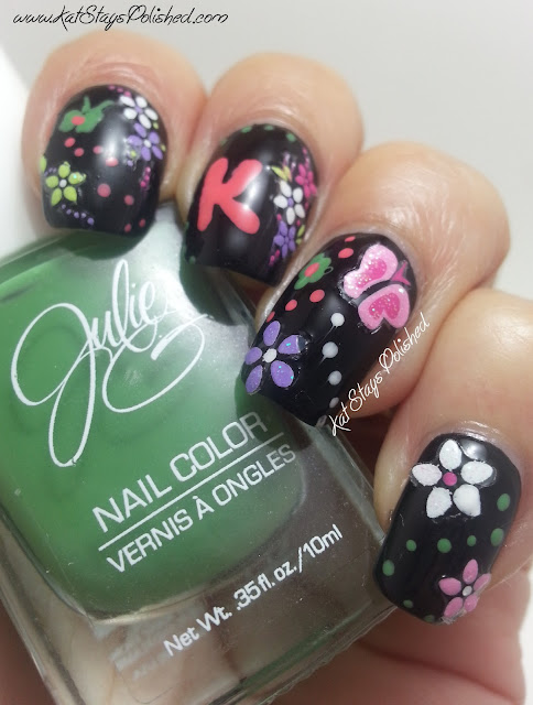 Joby Nail Art | JulieG Holla-Peno