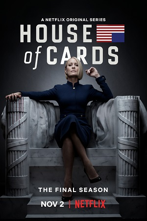 House of Cards S01-S06 All Episode [Season 1 Season 6] Complete Download 480p
