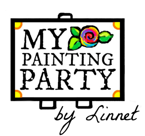 My Painting Party by Linnet