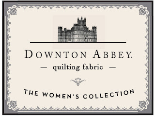 Downton Abbey Fabrics from Andover