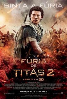 Fúria de Titãs 2 – Dublado – 2012