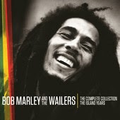 Capa do álbum Bob Marley & The Wailers – The Complete Collection The Island Years (2013)