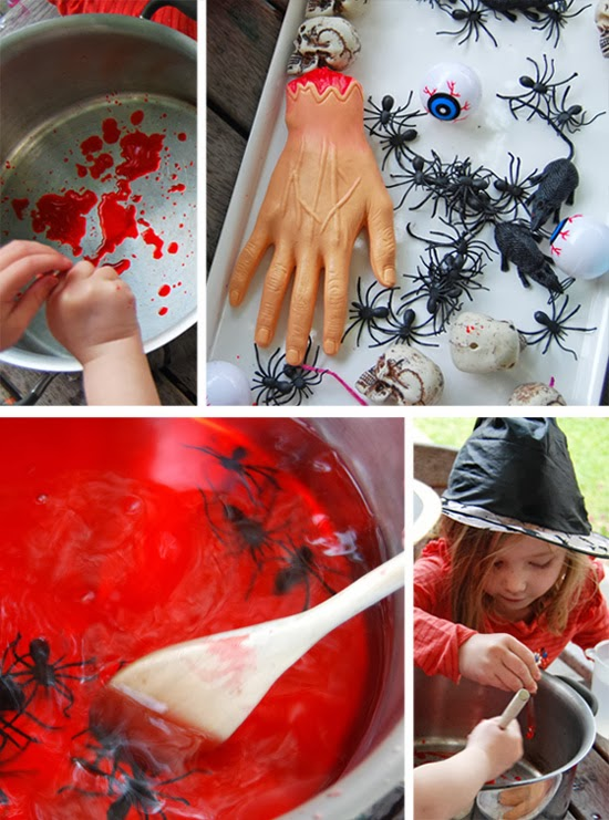 At home with Ali | Halloween witches brew