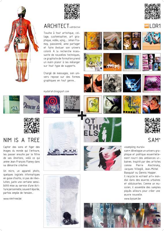 Affiche Nam'In'Jazz 2011