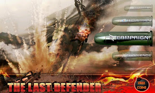 The Last Defender 3D