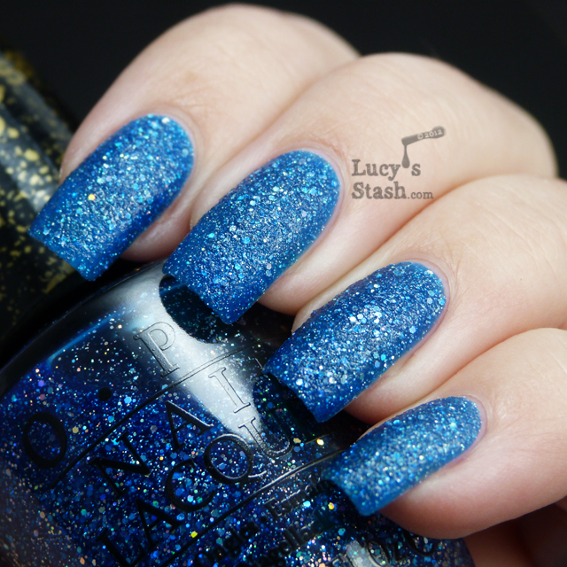 Lucy's Stash - OPI Liquid Sand Get Your Number