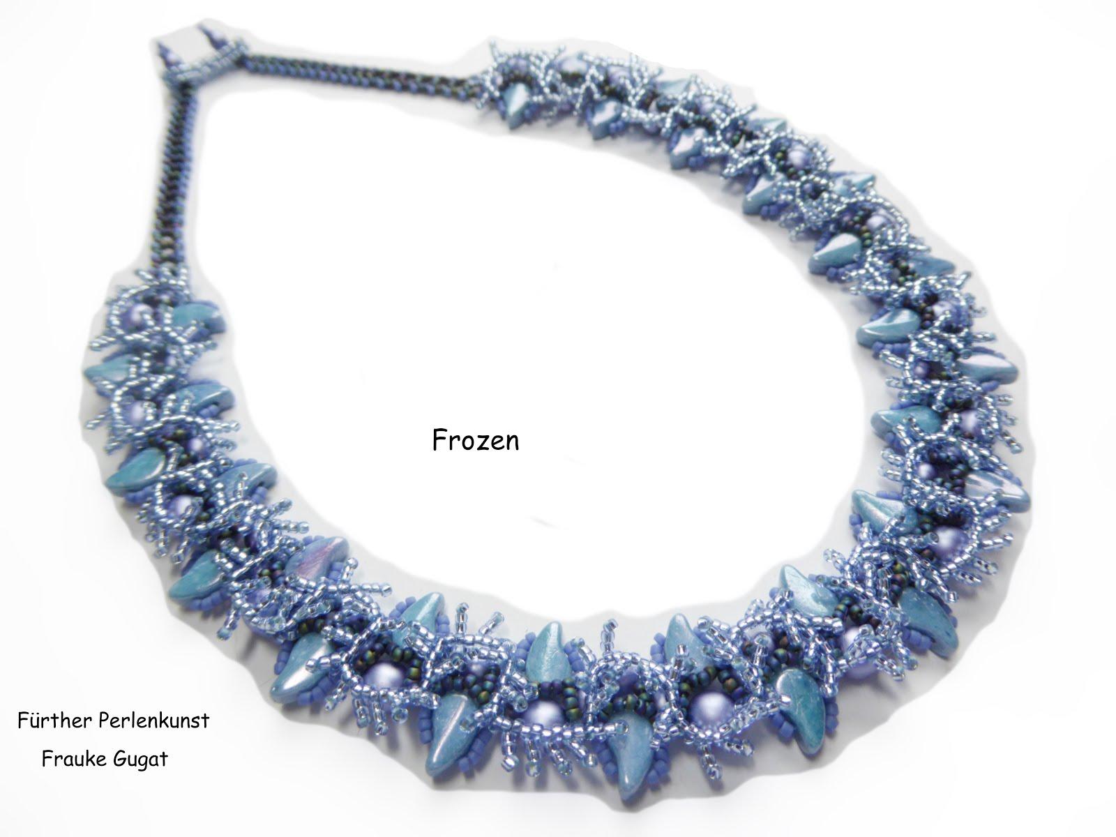 """Armband und Kette """"Frozen"""""""