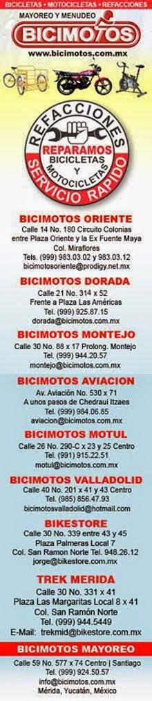 BICIMOTOS SA