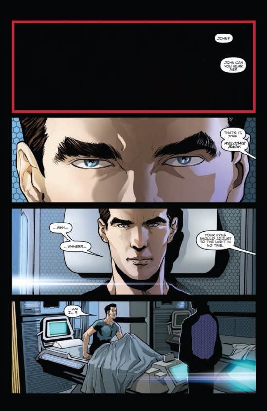 The Trek Collective: Khan #4 preview