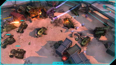 Download Game Spartan Assault