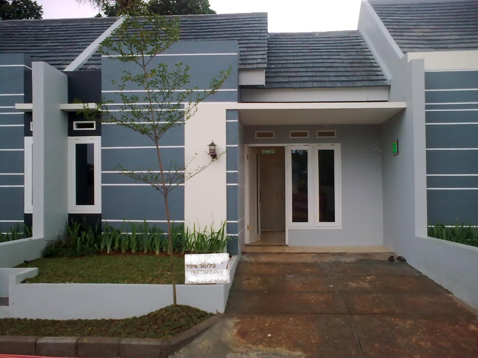 Desain Rumah Type 21 Minimalis