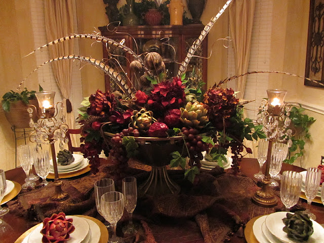 Embellishments By SLR Small Change Big Impact In The Dining Room