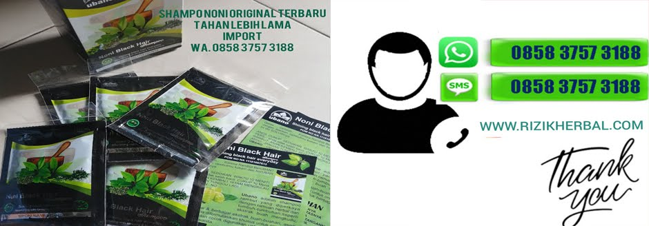 Shampo Noni BSY Asli Termurah, Sampo Noni Black Hair Magic di Pekanbaru