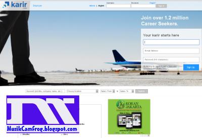 daftar situs lowongan pekerjaan karir.com