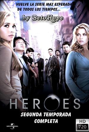 Heroes Temporada 2 [720p] [Latino-Ingles] [MEGA]