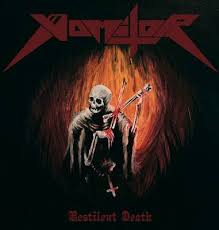 Vomitor - Pestilent Death album details and first track reveal.