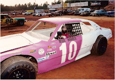My Race Car I Drove with the Men