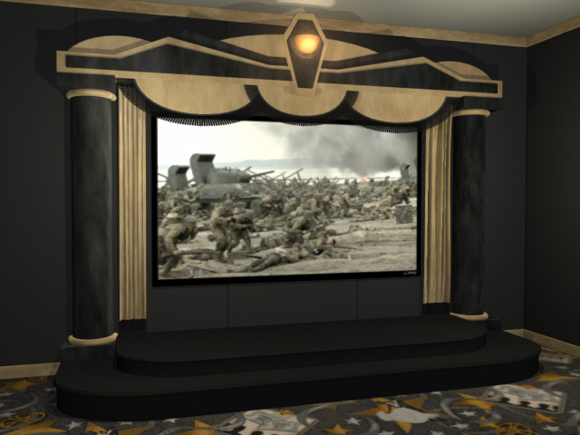 4seatingcom Blog On Home Theater Decor Part Two
