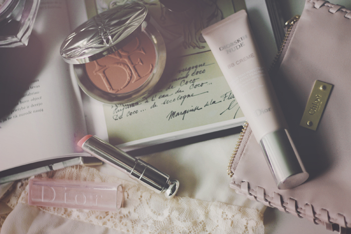 DIOR Diorskin Nude BB Creme - Nude Glow Skin-Perfecting Beauty Balm  aimerose beauty blog review
