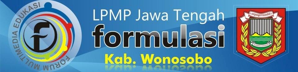 formulasi wonosobo