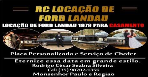 RC LOCAÇÃO DE FORD LANDAU