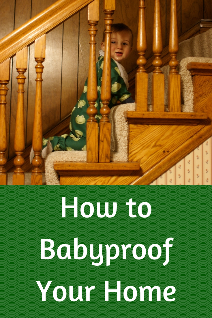 How to babyproof your home
