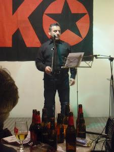 Recitando en la PAPA 24-02-2012