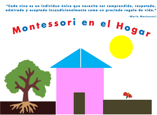 Montessori en el hogar