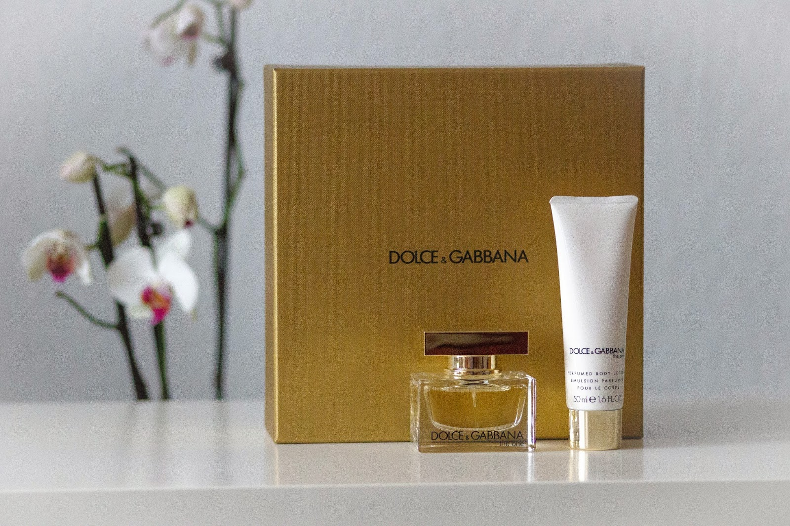 PERFUME: DOLCE & GABBANA THE ONE PRIZMAHFASHION