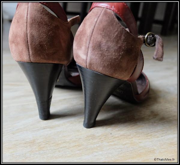 Bon Plan Cordonnier à La Ville à La Montagne boulevard Beaumarchais Paris chaussures montagne boutique chalet suisse talons réparés comme neufs