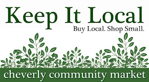 Cheverly Community Market Gift Certificates!