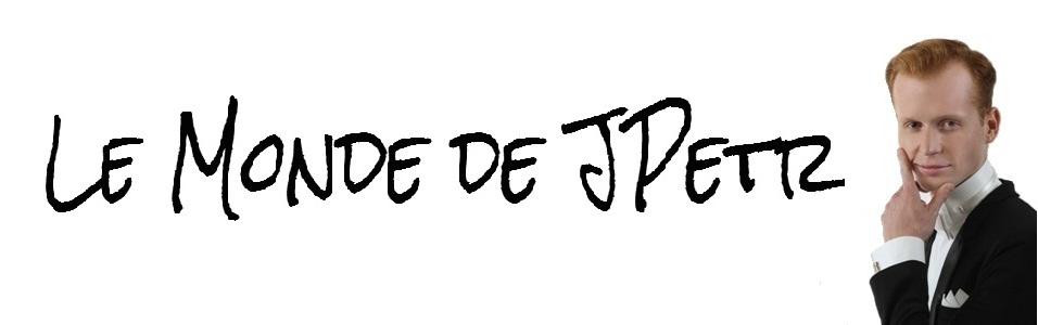 Le Monde de JPetr