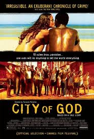 City of God (aka Cidade de Deus)- Poster