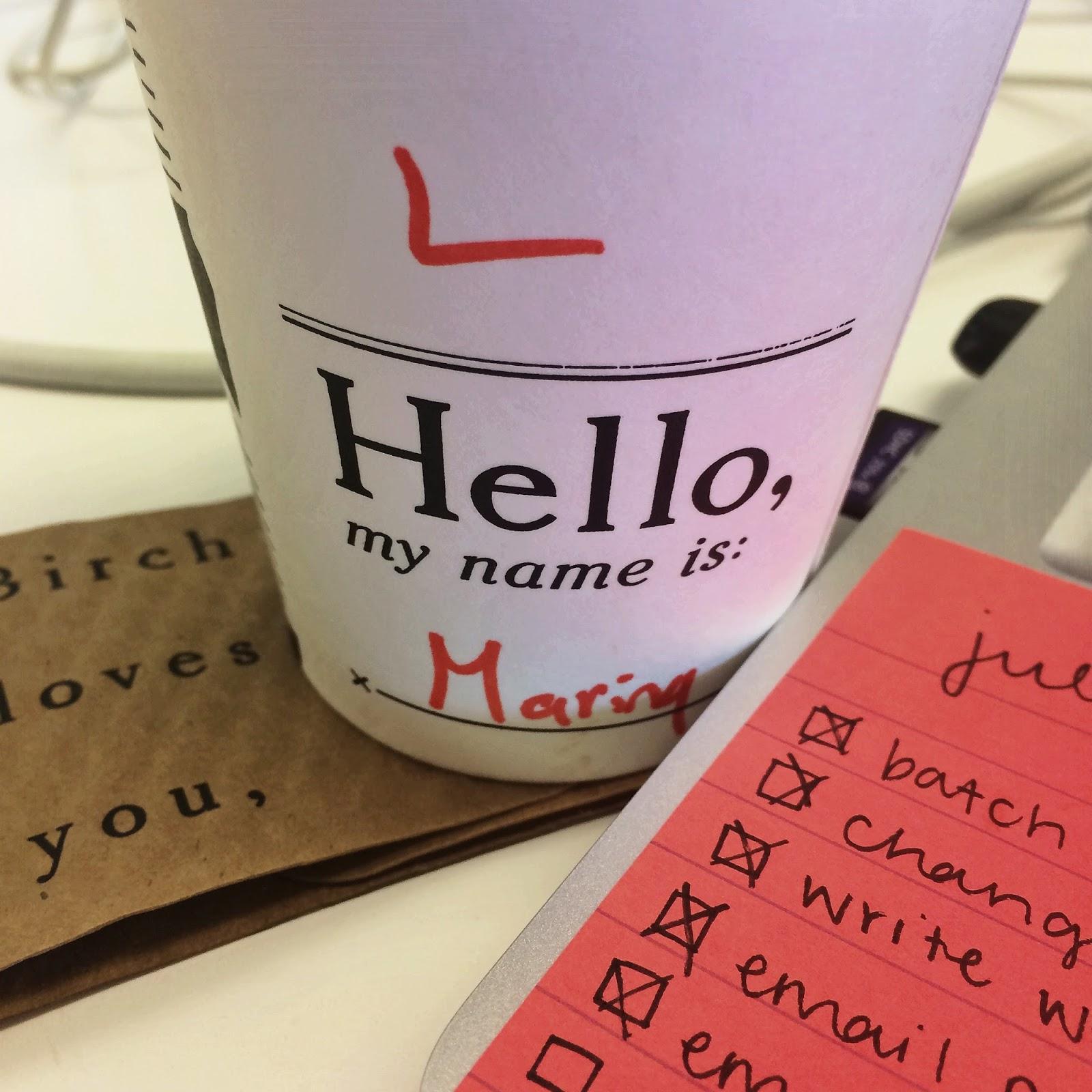 birch coffee cup